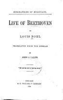 Life of Beethoven PDF