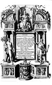 Romanae Urbis Topographia & Antiquitates: Qua succinte & breviter describuntur omnia quae tam publice quam privatim videntur animandversione digna, Volume 2