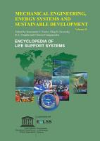 MECHANICAL ENGINEERING  ENERGY SYSTEMS AND SUSTAINABLE DEVELOPMENT  Volume II PDF
