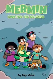 Mermin, Book 2: The Big Catch