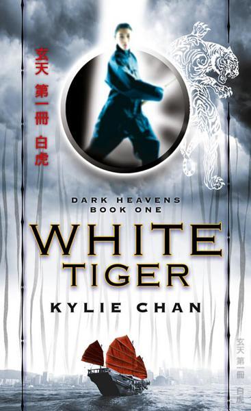 White Tiger Dark Heavens Book 1