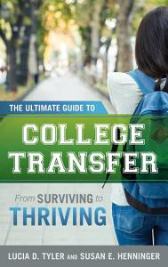 The Ultimate Guide to College Transfer Book
