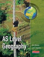 AS Level Geography PDF