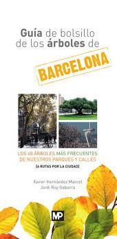 Guía de bolsillo de los árboles de Barcelona