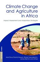 Climate Change and Agriculture in Africa PDF