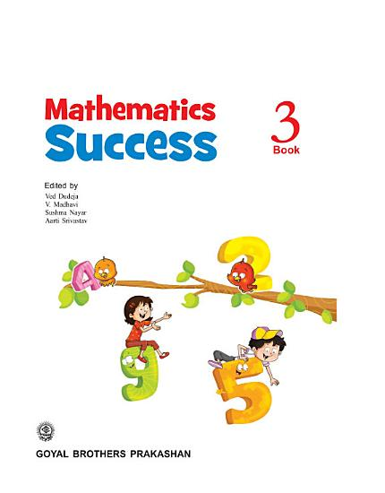 Maths Success Book 3 PDF