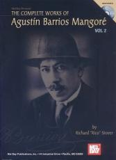 Complete Works of Agustin Barrios Mangore for Guitar Vol  2 PDF