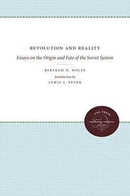 Revolution and Reality