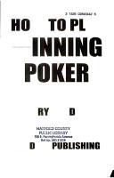 How to Play Winning Poker PDF