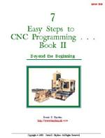 7 Easy Steps to Cnc Programming Book II