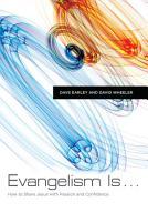Evangelism Is   PDF