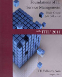 Foundations of IT Service Management PDF