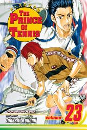 The Prince of Tennis, Vol. 23: Rikkai's Law