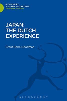 Japan  The Dutch Experience PDF
