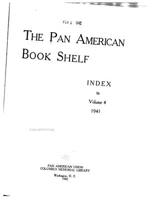 Libro Americano