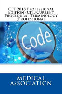 CPT 2018 Professional Edition  CPT Current Procedural Terminology  Professional  PDF
