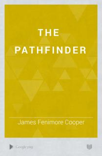 The Pathfinder  Or  The Inland Sea Book