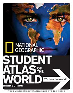 National Geographic Student Atlas of the World Book