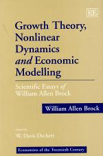 Growth Theory, Nonlinear Dynamics, and Economic Modelling