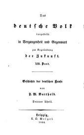 Geschichte der deutschen Hansa: Von der Union von Kalmar bis zum Verlöschen der Hansa : 1397 - 1630, Band 3