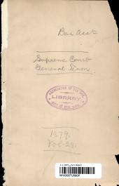 Supreme Cpurt, New York, General Term