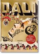 Dalí. Les Dîners de Gala. Reprint