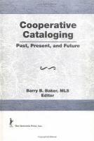Cooperative Cataloging PDF