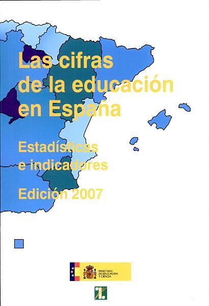 Las Cifras De La Educacion En Espana