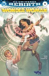 Wonder Woman (2016-) #10