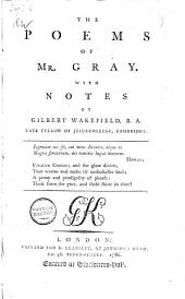 The Poems of Mr. Gray