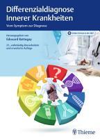 Differenzialdiagnose Innerer Krankheiten PDF