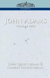 John Adams: Volume 1