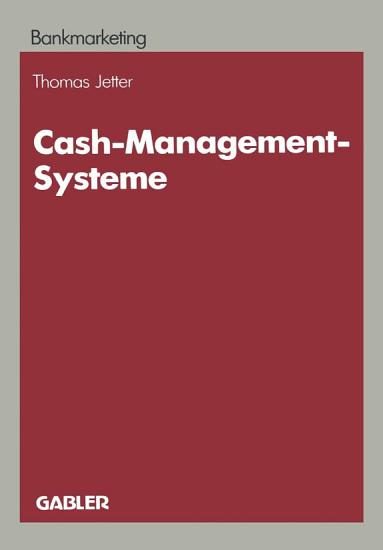 Cash Management Systeme PDF