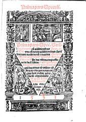 Speculum: cu[m] additionibus Joan. an. et Bal. vna cu[m] nouis additionibus ... Henricus Ferran. .... Repertorium singulare ad totum aureum opus Speculi valde vtile [et] necessarium ad praxim anhelantibus ...