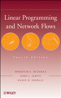 Linear Programming and Network Flows PDF