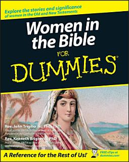 Women in the Bible For Dummies Book