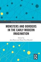 Monsters and Borders in the Early Modern Imagination PDF