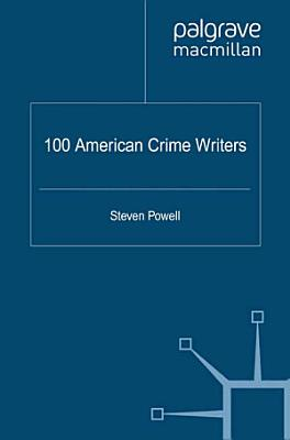 100 American Crime Writers PDF