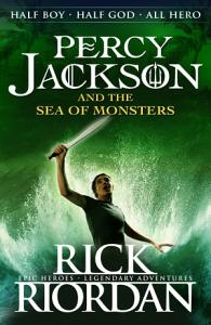 Percy Jackson and the Sea of Monsters  Book 2  PDF