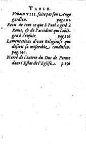 Le Divorce Celeste, Causé par les dissolutions de l'Espouse Romaine, Et dedié à la simplicité des Chrestiens scrupuleux