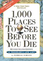 1 000 Places to See Before You Die PDF