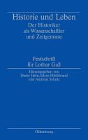 Historie und Leben PDF