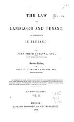 The Law of Landlord and Tenant PDF