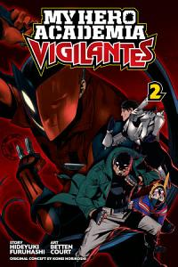 My Hero Academia: Vigilantes Issue 2