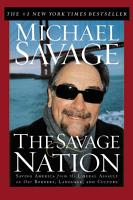 The Savage Nation PDF