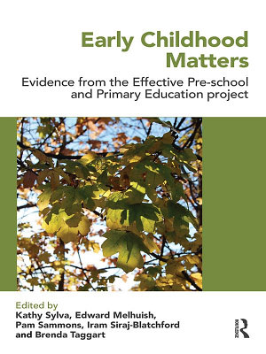 Early Childhood Matters