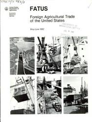 Foreign Agricultural Trade of the United States PDF