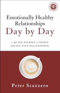 Emotionally Healthy Relationships Day by Day Book