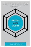Martial Arts Studies PDF