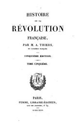 Histoire de la Révolution française...
